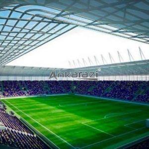 Eryaman Stadı yapımına başlandı...