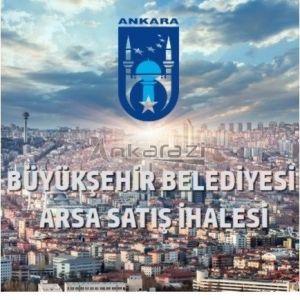 Büyükşehir Belediyesi Arsa Satış İhalesi... (27/06/2019)
