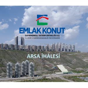Emlak Konut; Mühye Arsa Satış İhalesi... (28/05/2019)