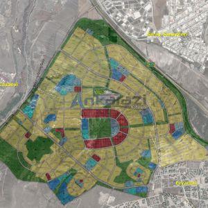 Susuz/Belören Arsa Üretim Projesi, 1/1000'lik Planları Askıda...
