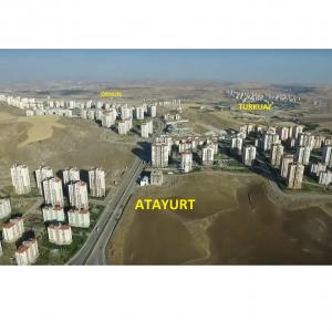 Eskişehir Yolu: Turkuaz, Atayurt ve Orhun Mahalle Sınırları...
