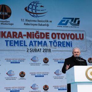Ankara-Niğde Otoyolu 2019 Sonunda Açılacak...