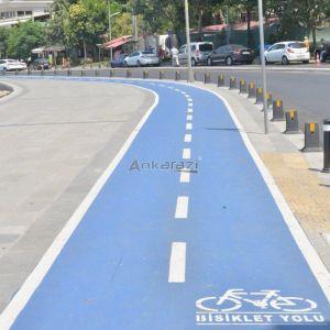 Yeni İmar Planlarında Bisiklet Yolu Zorunlu Olacak...