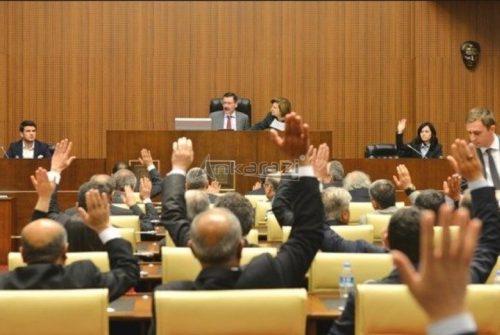 Doğu Terminali Meclis Kararı