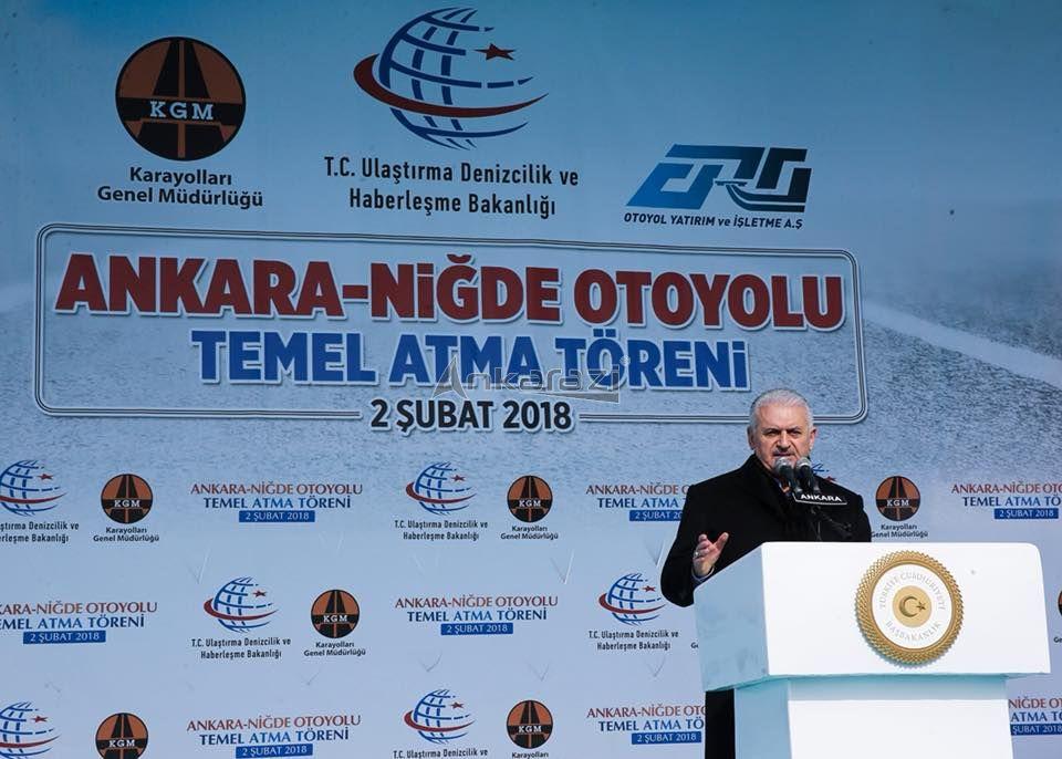 Ankara-Niğde Otoyolu 2019 Sonunda Açılacak…