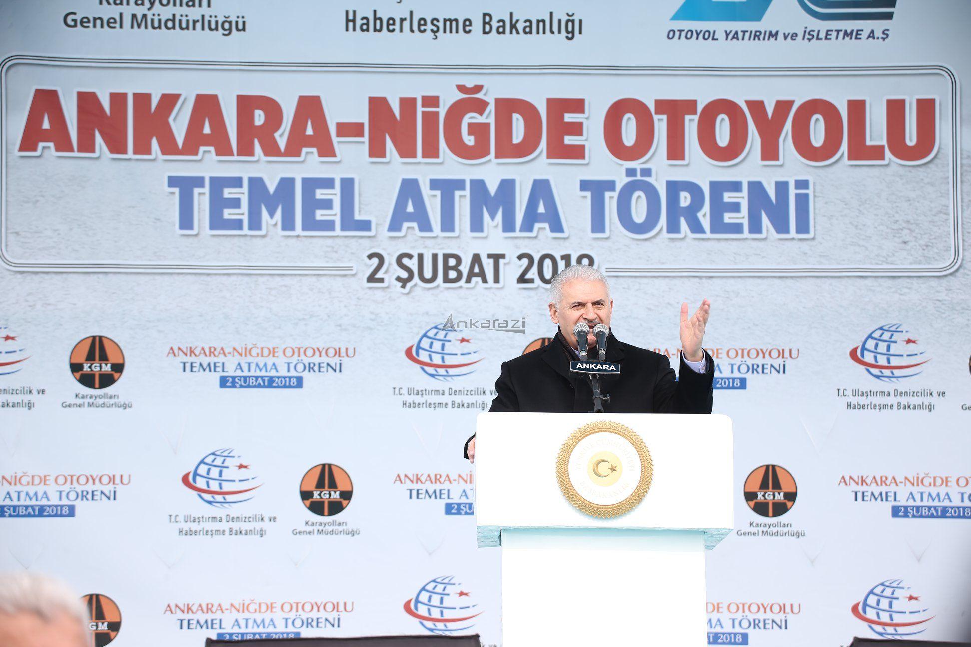 Ankara-Niğde Otoyolu 2019 Sonunda Açılacak... 3278