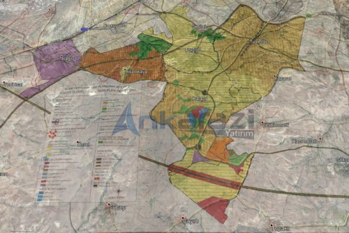 Güneykent 1/25000'lik Planları Askıda…