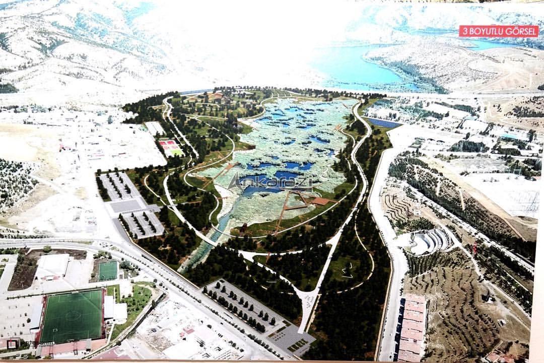 Gölbaşı-Karataş Millet Bahçesi I. Etap İhalesi 18 Şubat'ta... 3518