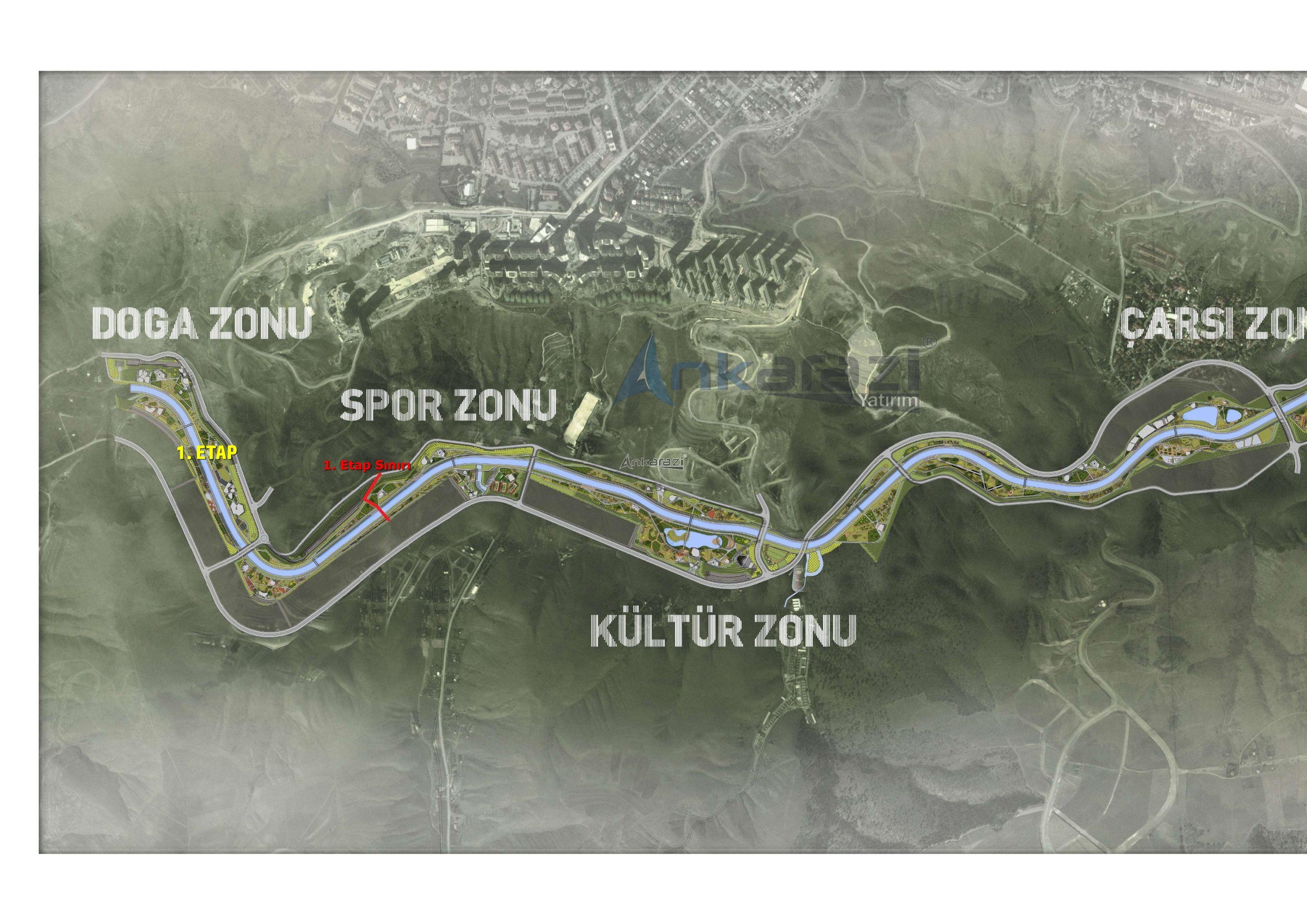 Kanal Ankara 1. Etap Detayları... 3546