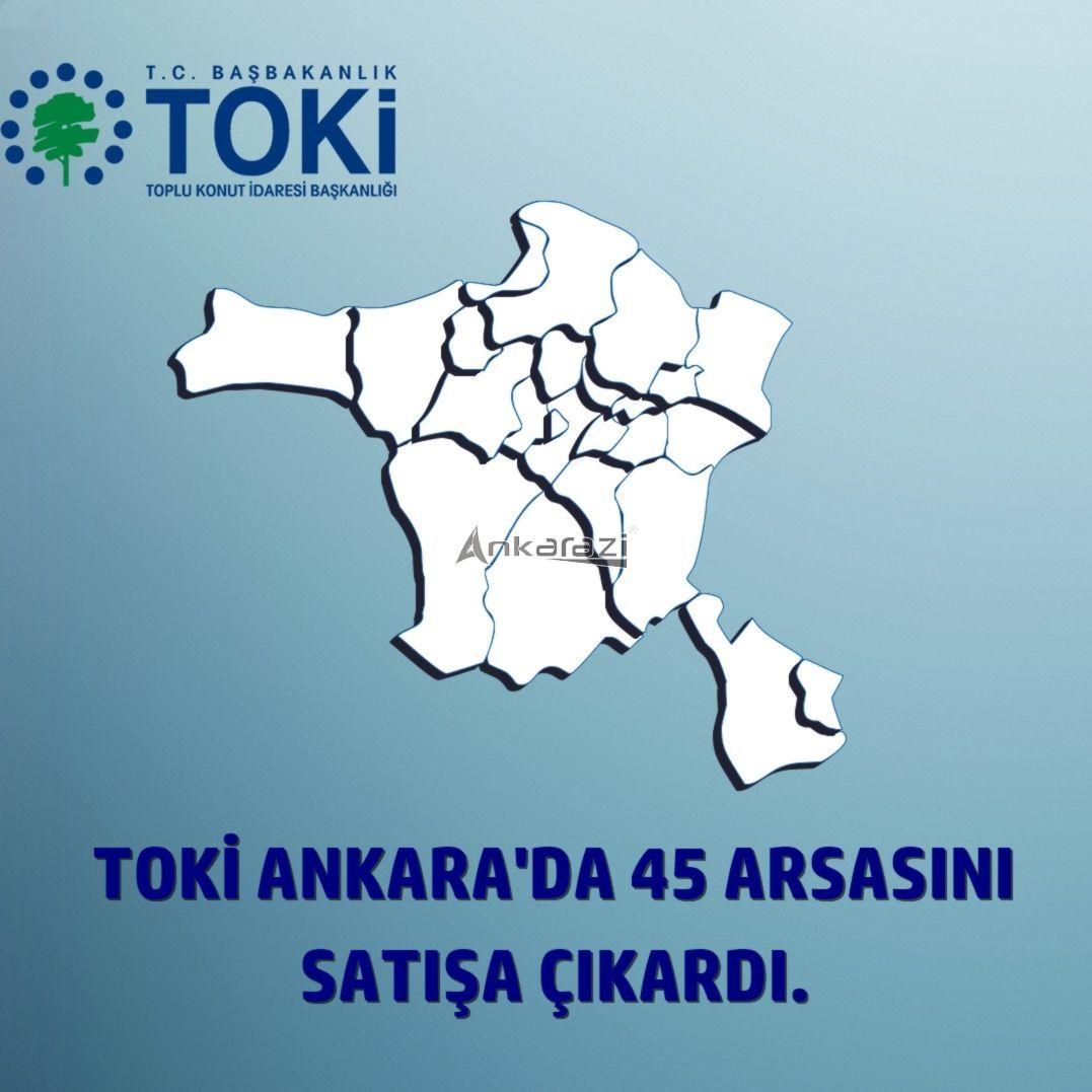 TOKİ, Arsa Satış İhalesi… (29/01/2019)