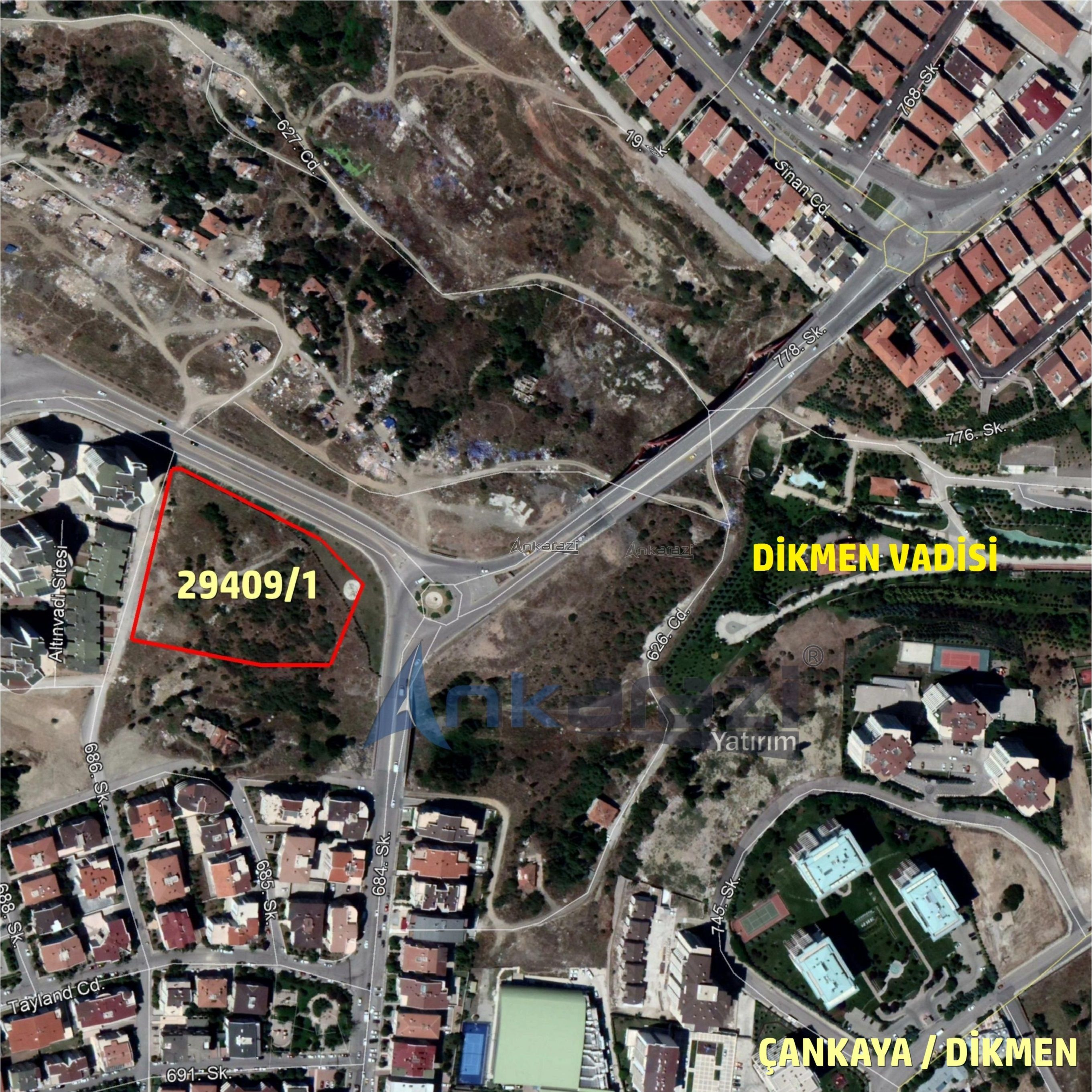 Büyükşehir Belediyesi Arsa Satış İhalesi... (21/02/2019) 3592