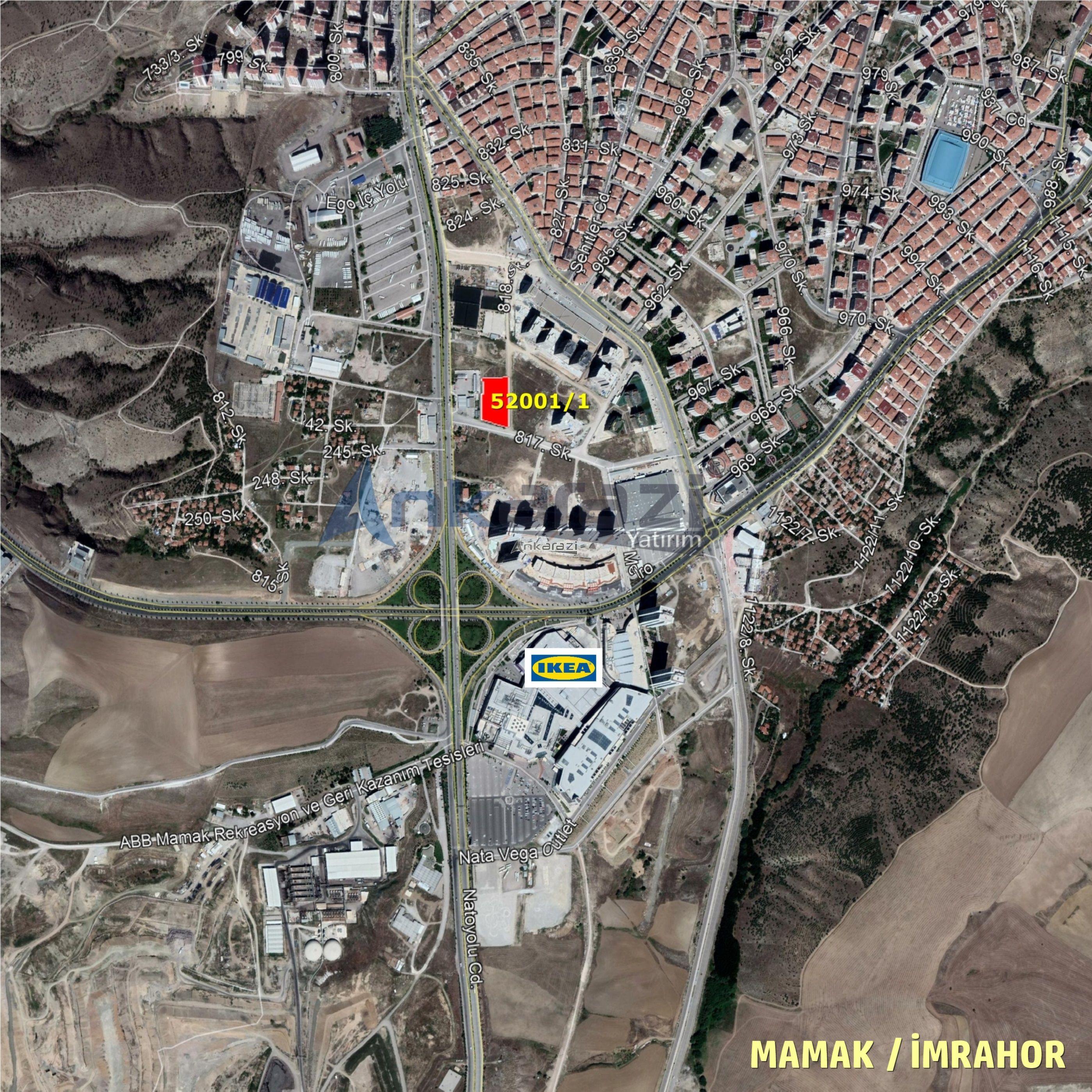 Büyükşehir Belediyesi Arsa Satış İhalesi... (21/02/2019) 3594