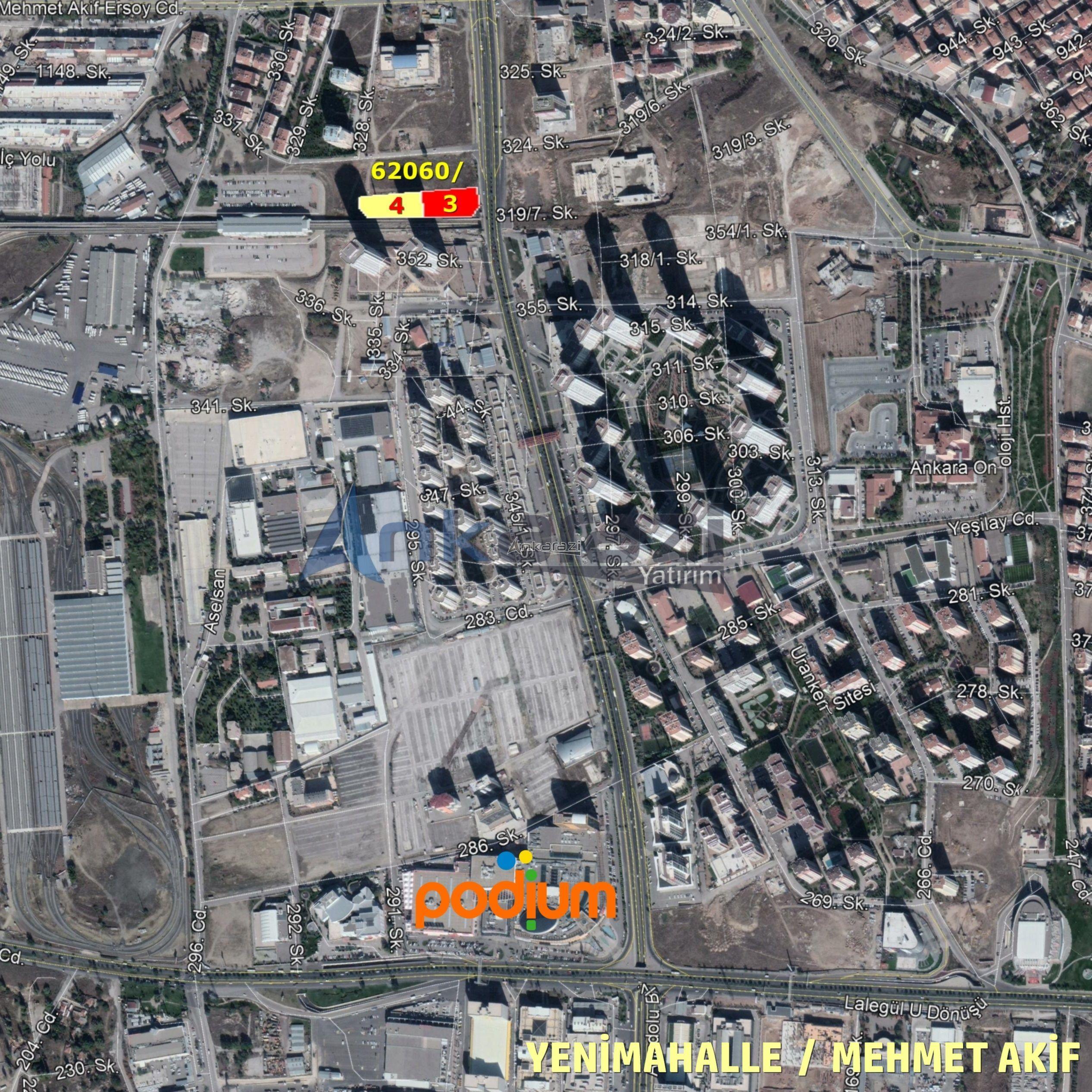 Büyükşehir Belediyesi Arsa Satış İhalesi... (21/02/2019) 3596