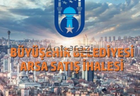 Büyükşehir Belediyesi Arsa Satış İhalesi… (21/02/2019)
