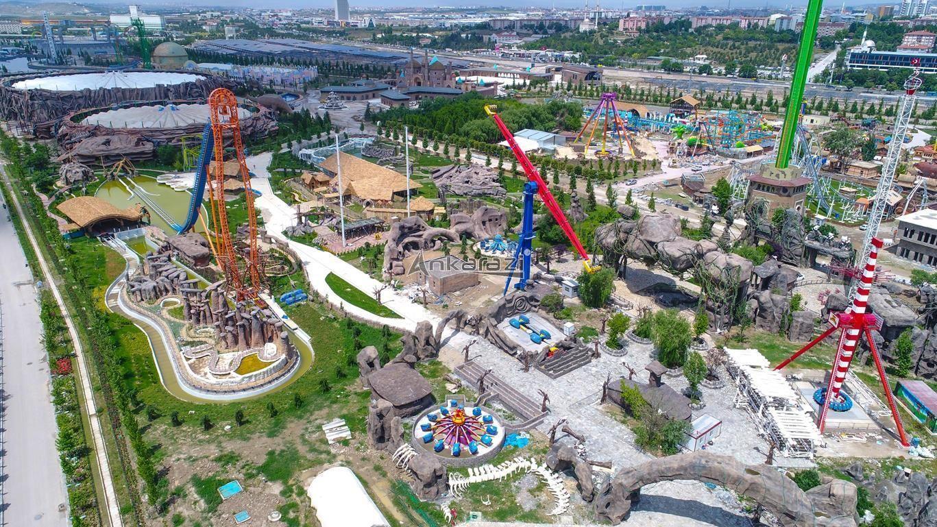 Wonderland Eurasia (Ankapark) 20 Mart'ta Açılıyor... 3662