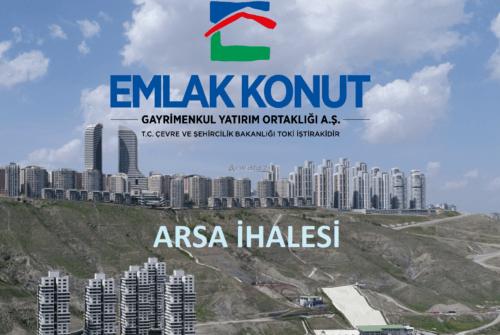 Emlak Konut; Mühye Arsa Satış İhalesi… (28/05/2019)