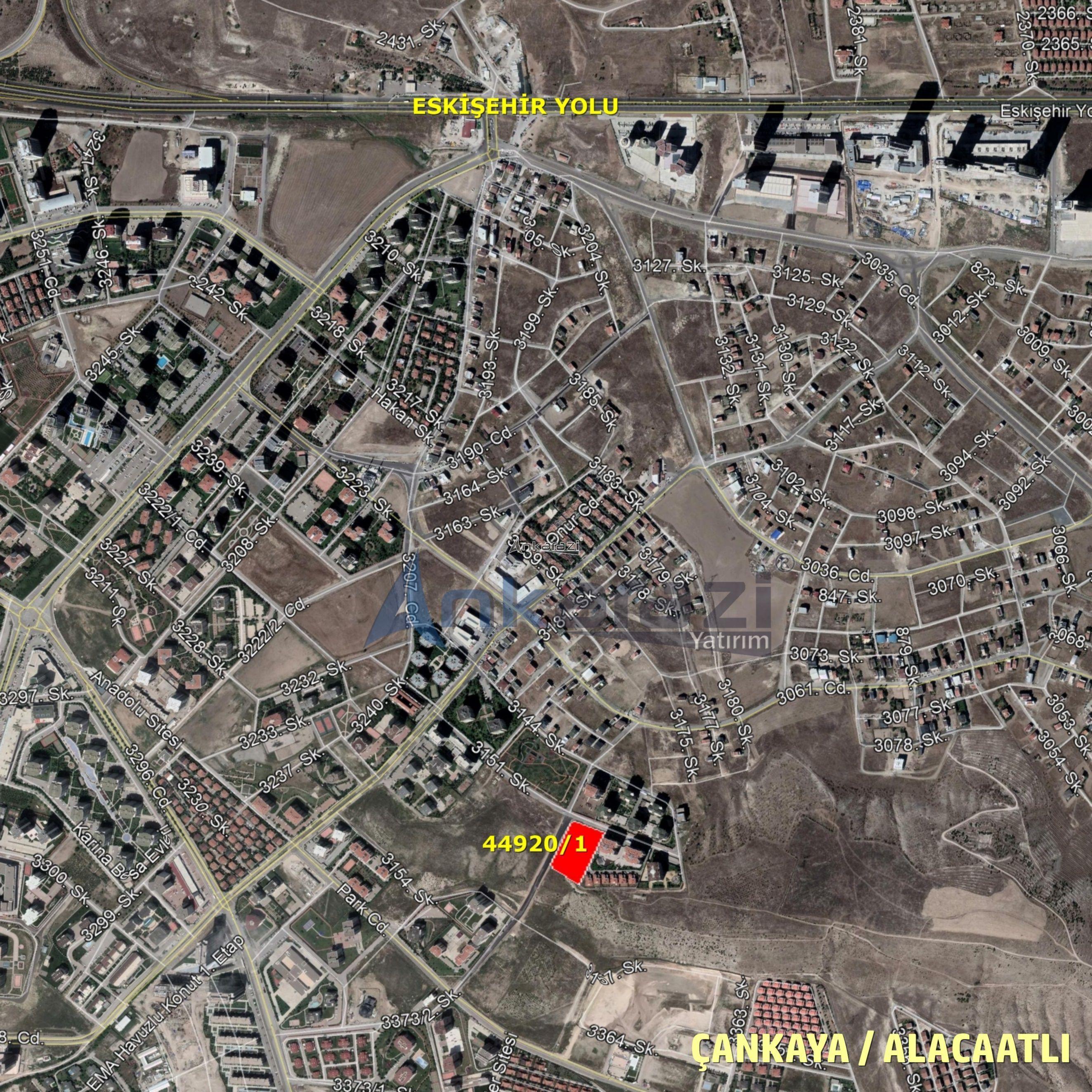 Büyükşehir Belediyesi Arsa Satış İhalesi... (27/06/2019) 3750