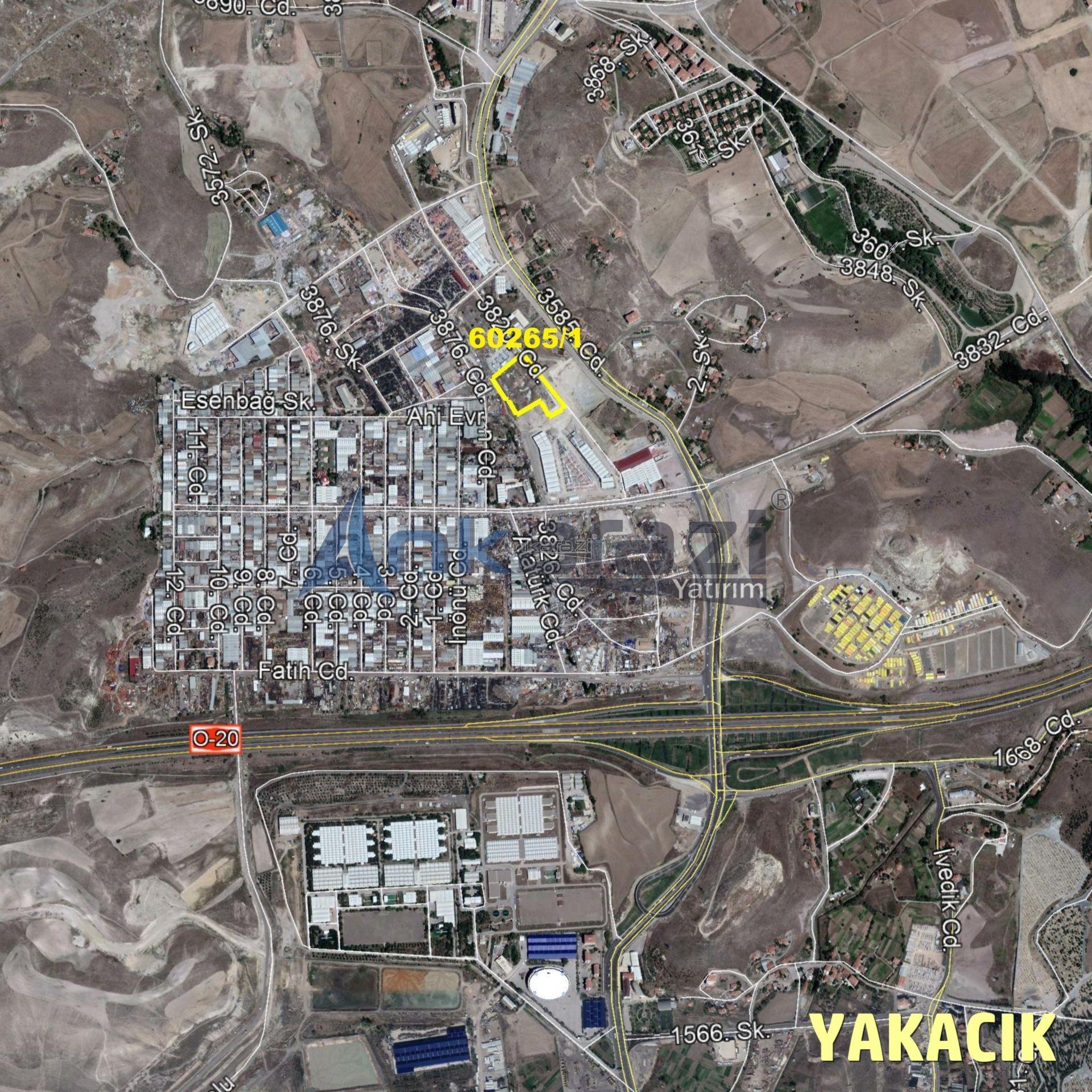 Büyükşehir Belediyesi Arsa Satış İhalesi... (27/06/2019) 3753