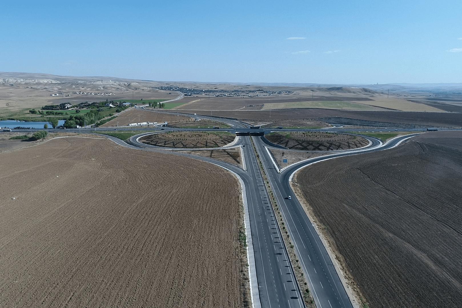 Temelli-Yenikent Otoyolu, Son Durum… (24/09/2019)