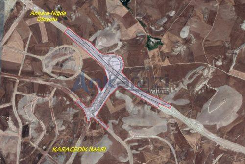 Ankara-Niğde Otoyolu, Karagedik Kavşağı Planı Askıda…