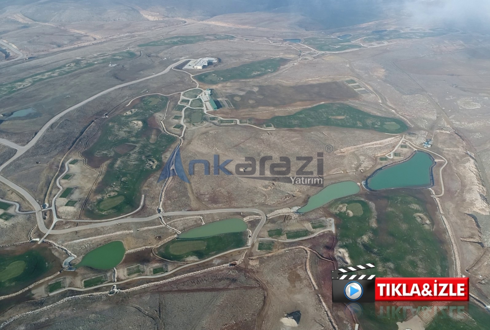 Hallaçlı, Regnum Golf Country Son Durum… (16/12/2019)
