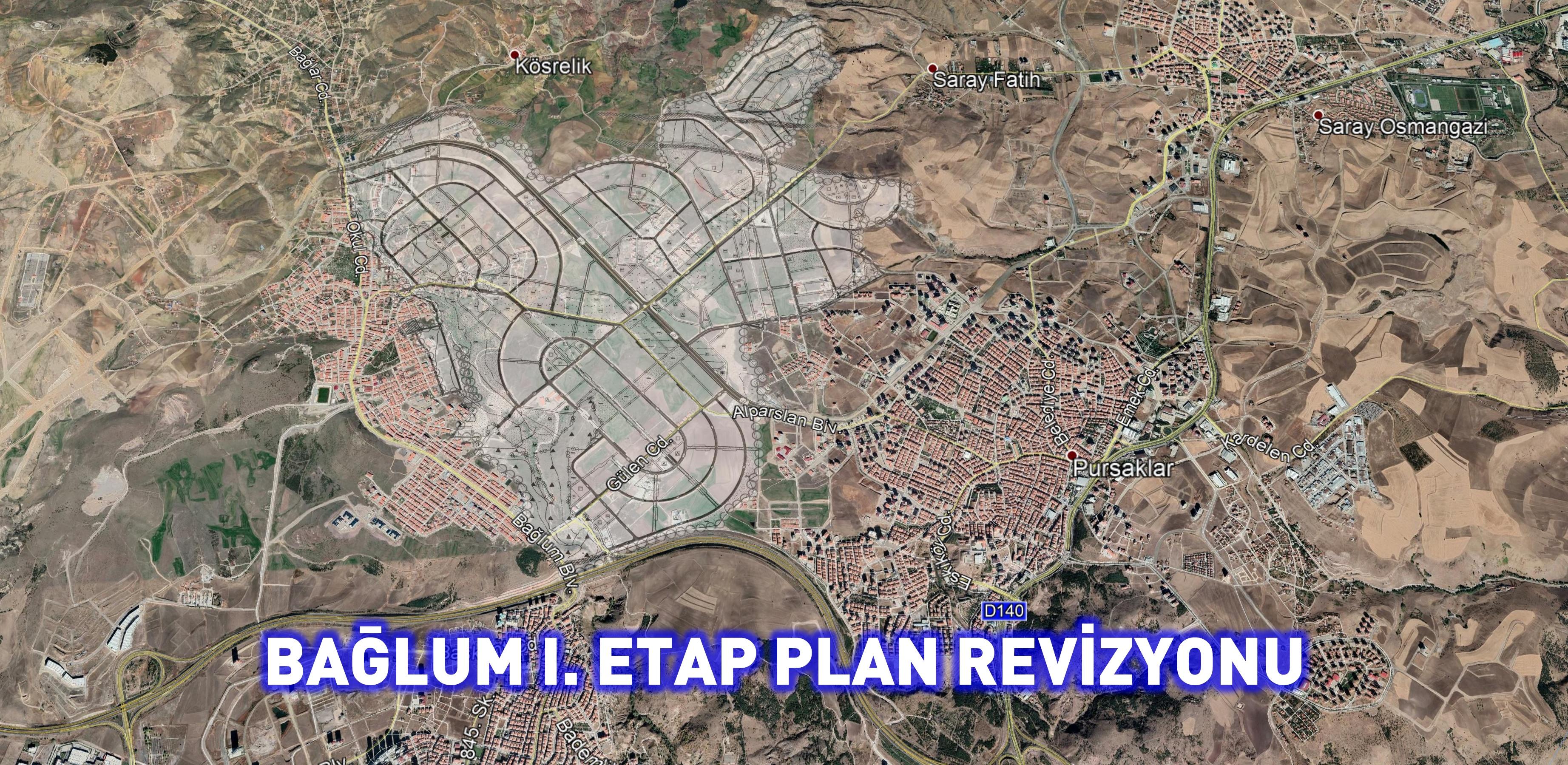 Bağlum I. Etap Plan Revizyonu…