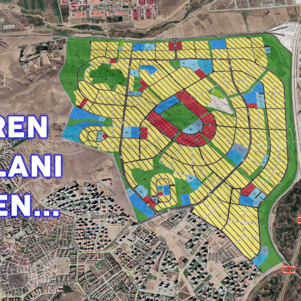 Susuz-Belören, 1/5000'lik İmar Planı…